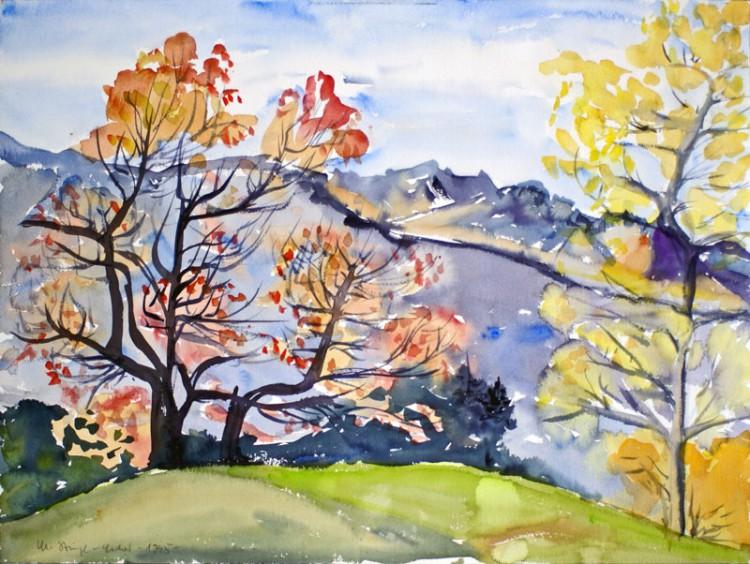 Herbststimmung in Südtirol