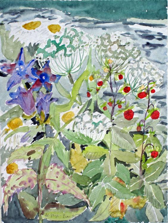 Gebirgsblumen (Engelberg), 1995